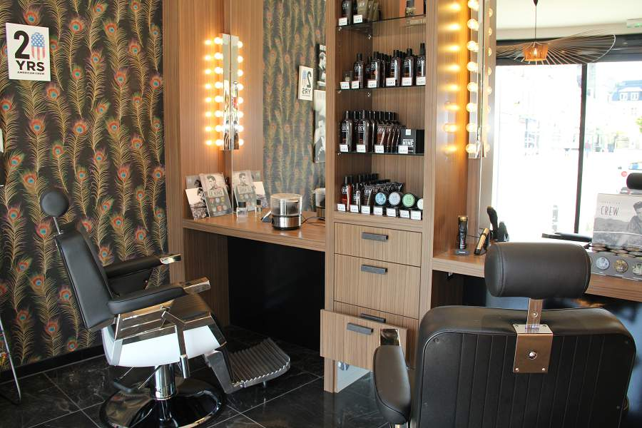 Barbershop - Salon Hommes