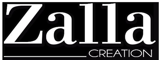 Zalla Créations – Salon de coiffure à Cherbourg Retina Logo